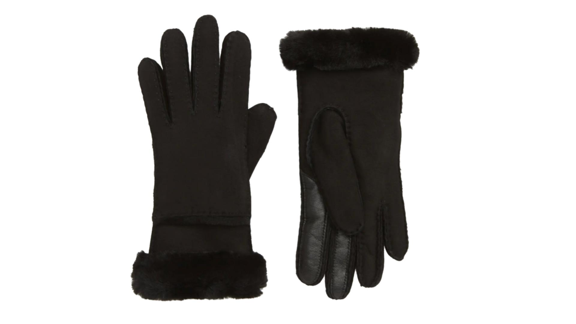Ugg seamed best winter gloves