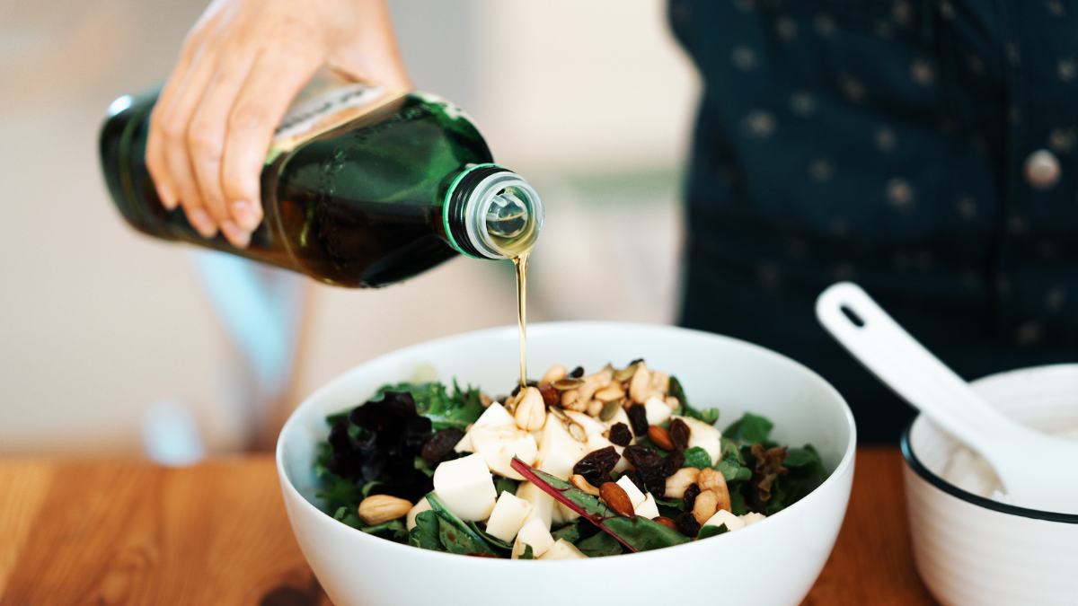 Shed 11 Pounds in 7 Days With This Easy Olive Oil Trick