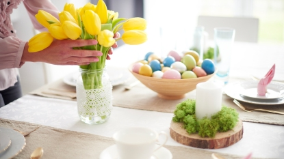 Easter decorating ideas synd image