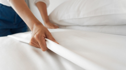Good quality bed linen synd image