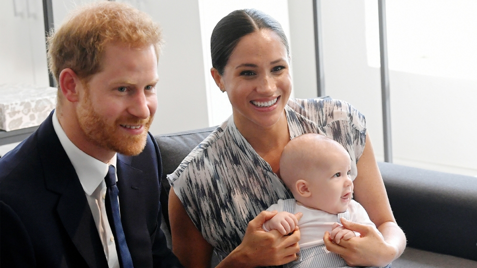 Harry and Meghan Will Be Having a Daughter - First For Women