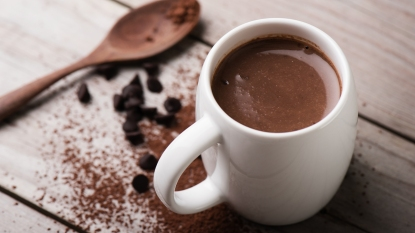 Hot chocolate story image