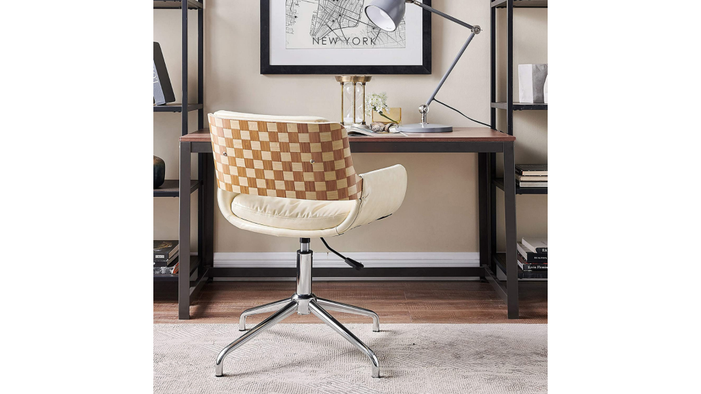 Volans best desk chair with no wheels