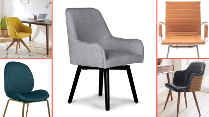 best desk chairs with no wheels