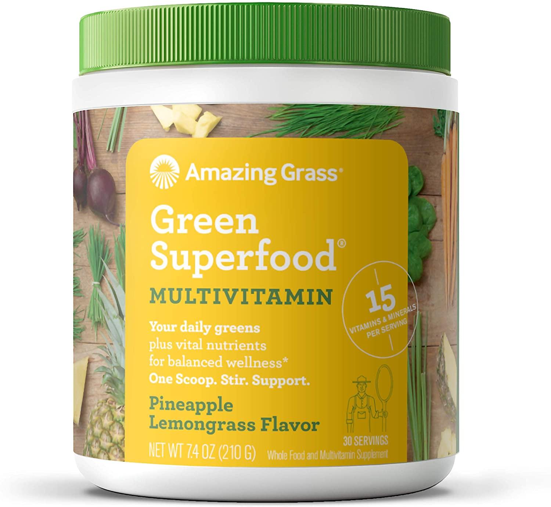 AmazingGrass vitamin powder
