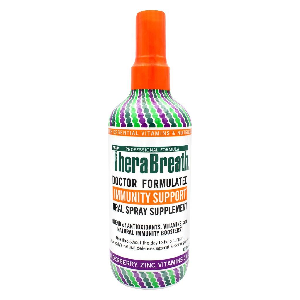 TheraBreath spray