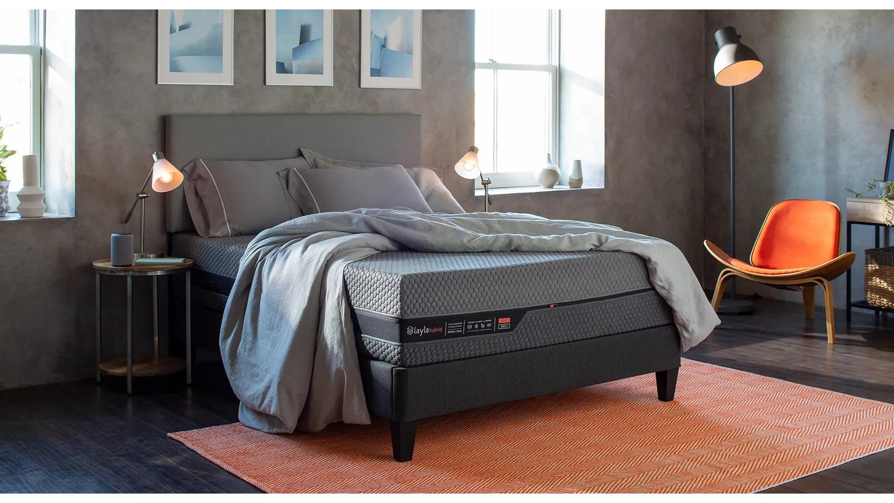 Layla Sleep Hybrid Mattress