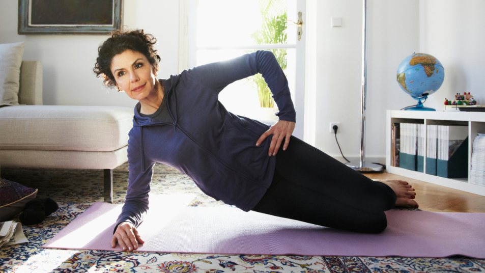 how-much-exercise-to-stay-in-shape