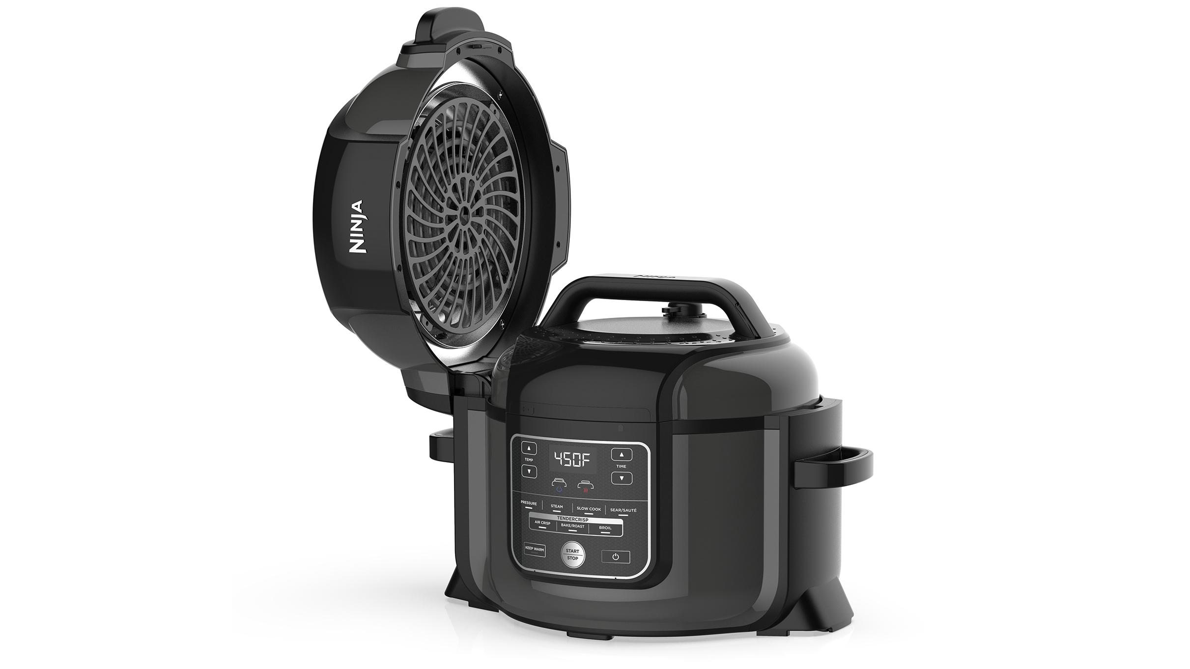 Ninja Foodi TenderCrisp Air Fryer Pressure Cooker