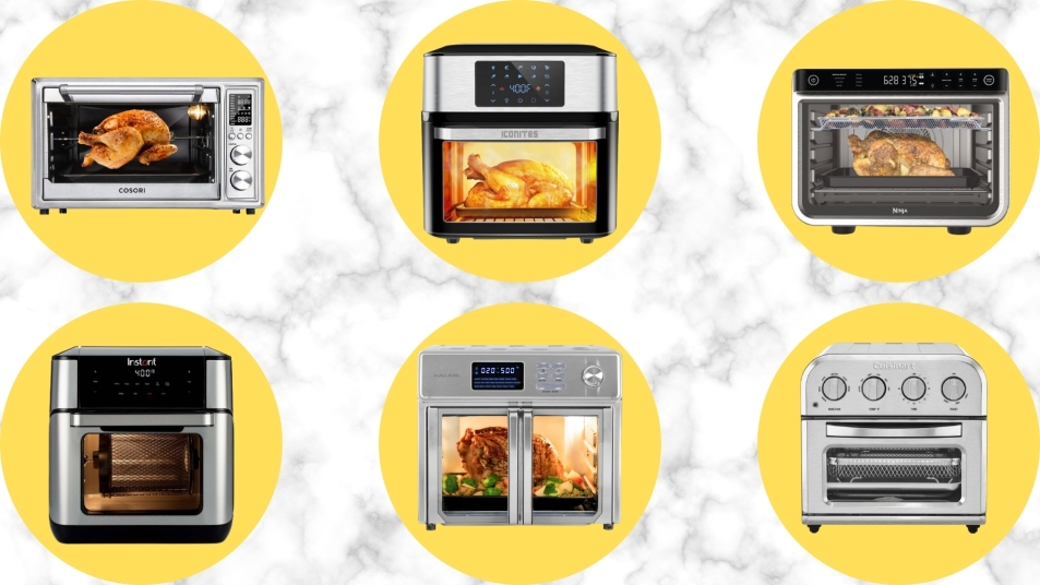 13 best air fryer toaster ovens of 2021