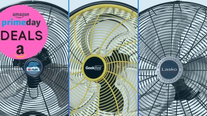 Outdoor fans for Amazon Prime Day