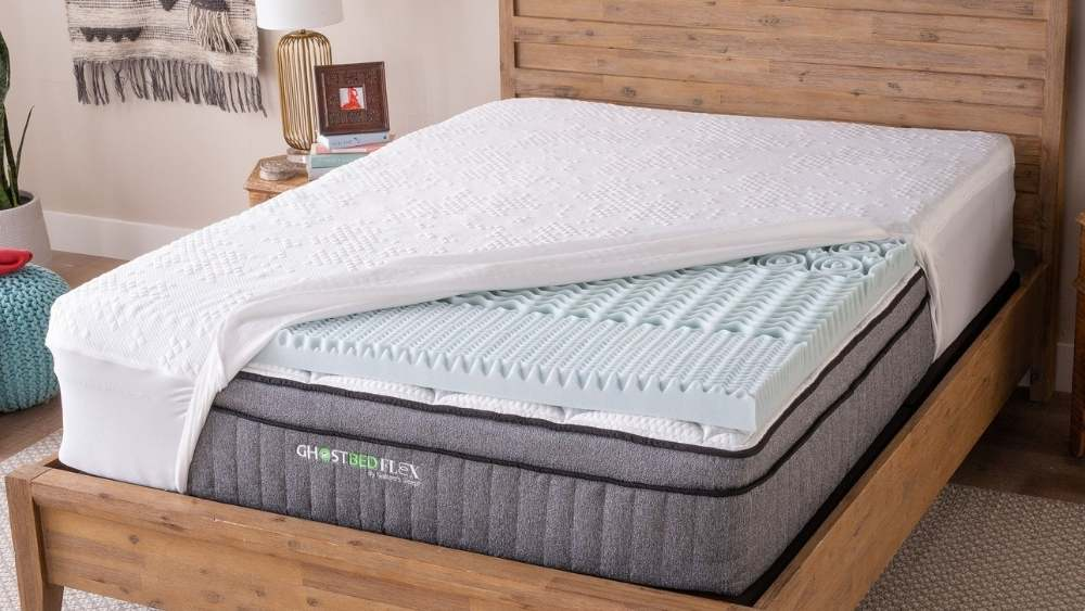 best mattress toppers for back pain and hip pain