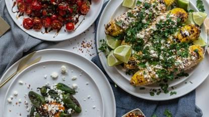 Plant-based side dishes