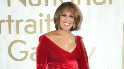 Gayle King mag story image