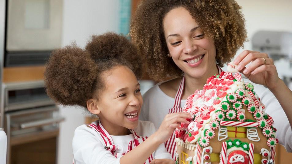 Saving Money - Holiday Baking Story Image