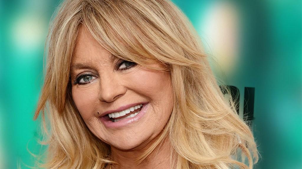 Goldie Hawn (hair after)