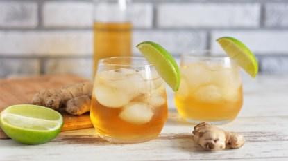 Kombucha drink main photo