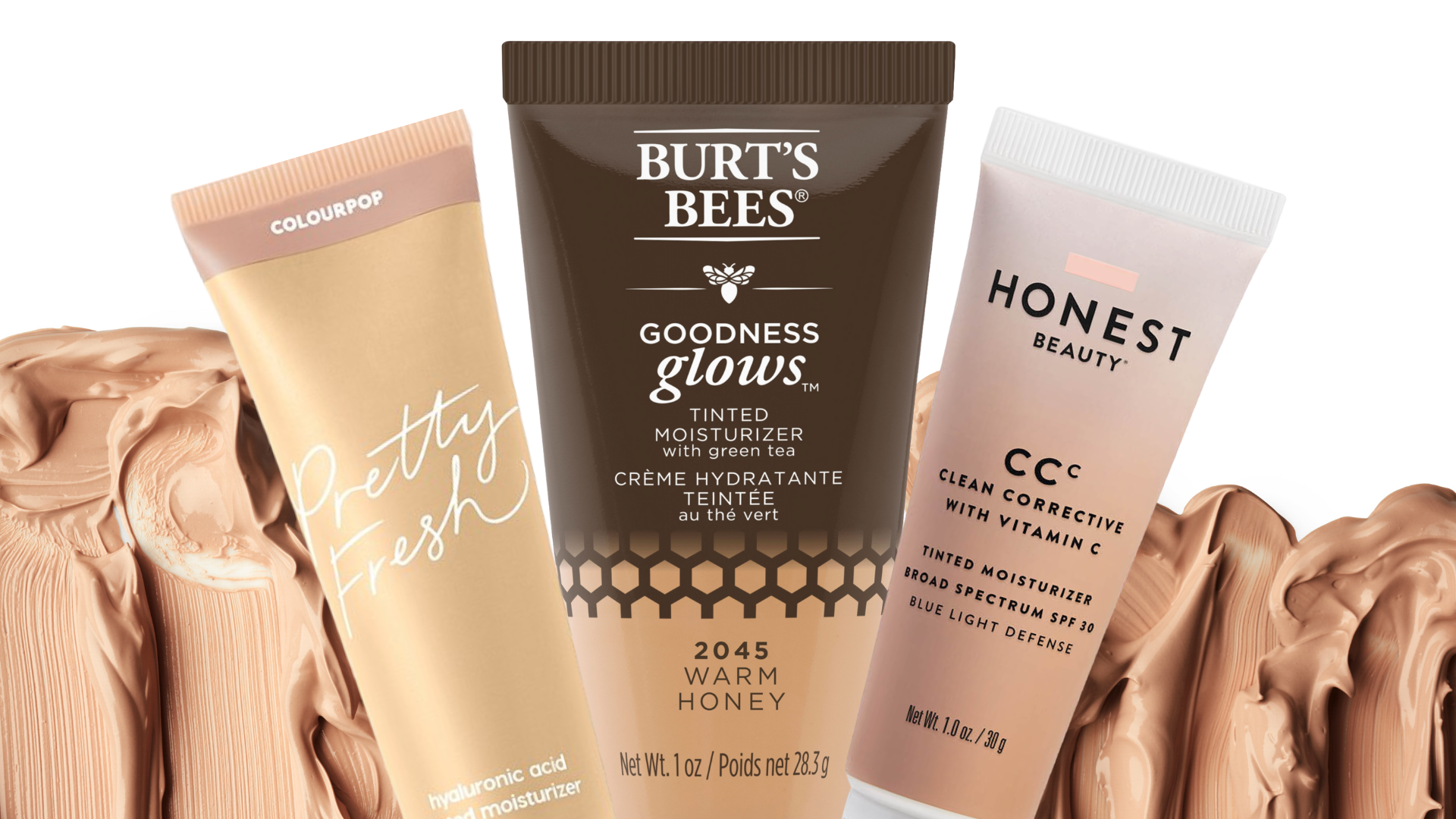 The Best Tinted Moisturizers for All Your Anti-Aging Needs