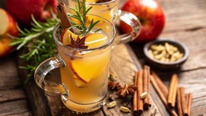 Cinnamon-Apple Sipper