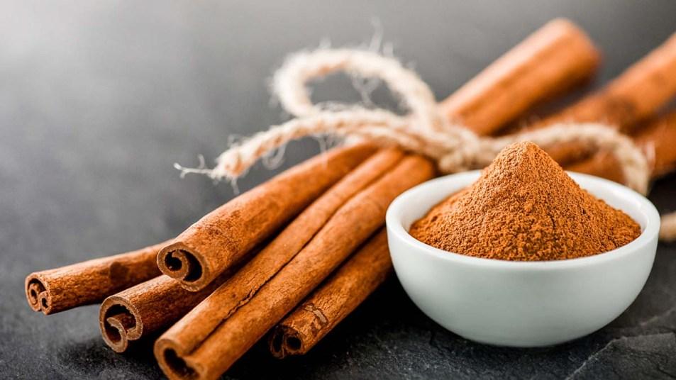 Ground and stick cinnamon