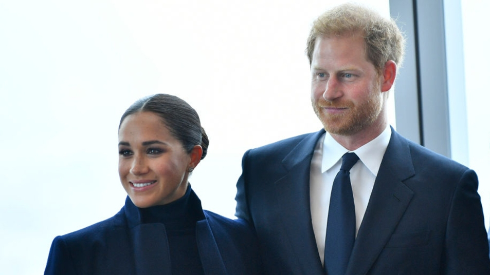 Harry and Meghan in NY