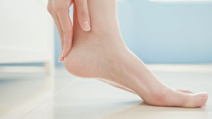 natural remedies for foot pain